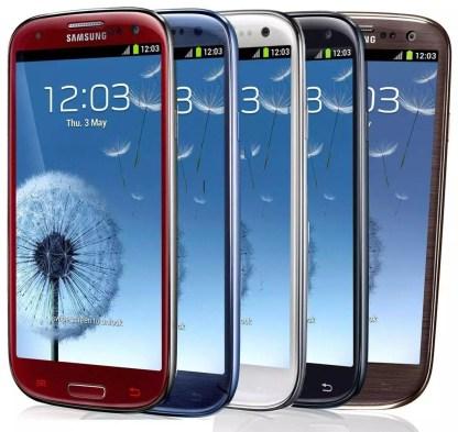 Samsung Galaxy S3 Ekran Değişimi