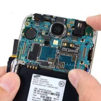 Samsung Galaxy Arka Kamera Değişimi