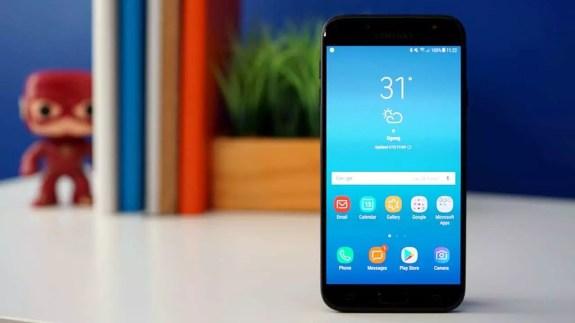 Samsung Telefonu Resetlemek