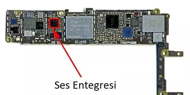 iPhone 7 Ses Entegresi Değişim Fiyatı Kaç Lira