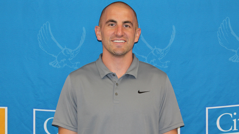 Former Owl assistant Brett Lauer has been named the new Head Coach of the Citrus College Men's Basketball program.