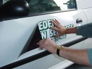 Real Estate Car Magnets Orlando