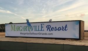 Margaritaville Huge Trailer Banner Graphics