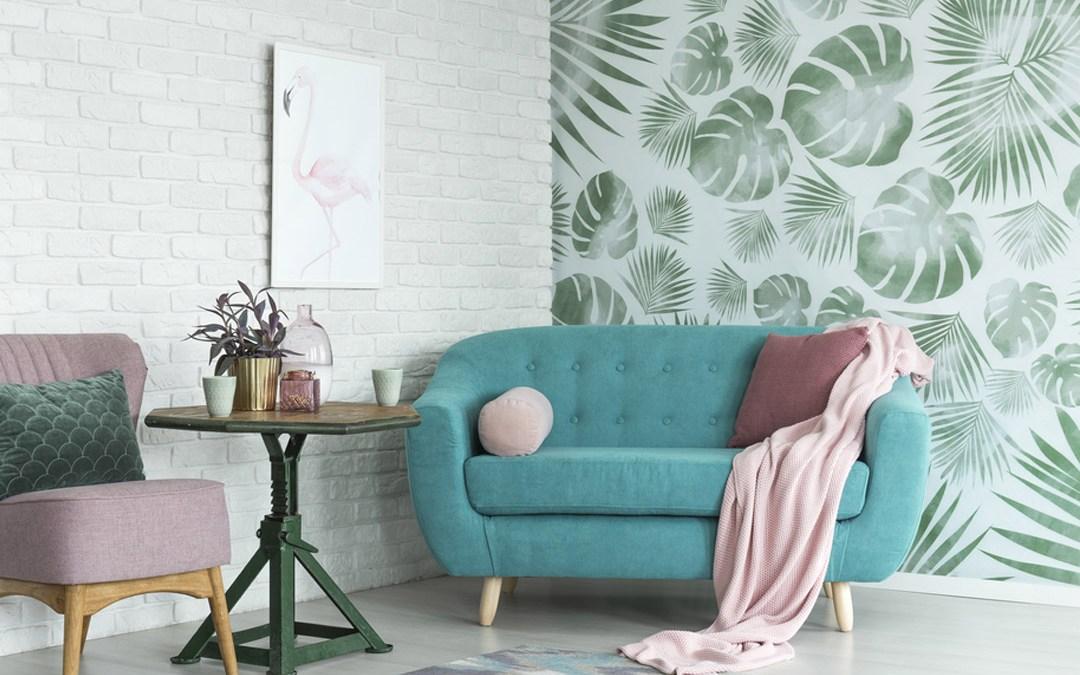 La vera percezione dell'Interior tra tessuti e colori