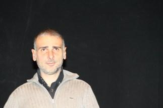 Alessandro Garau, mister della prima squadra Cit Turin