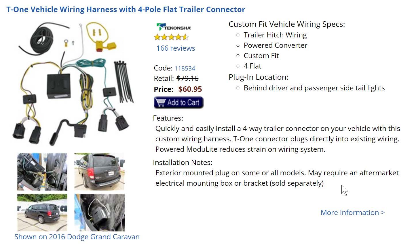 Dodge Van Trailer Wiring Download Diagrams How To Wire Light Harness Lights Caravan Www Lightneasy Net Rh