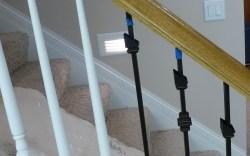 Wrought Iron Stair Railing In Phantasy Stair Railings Iron