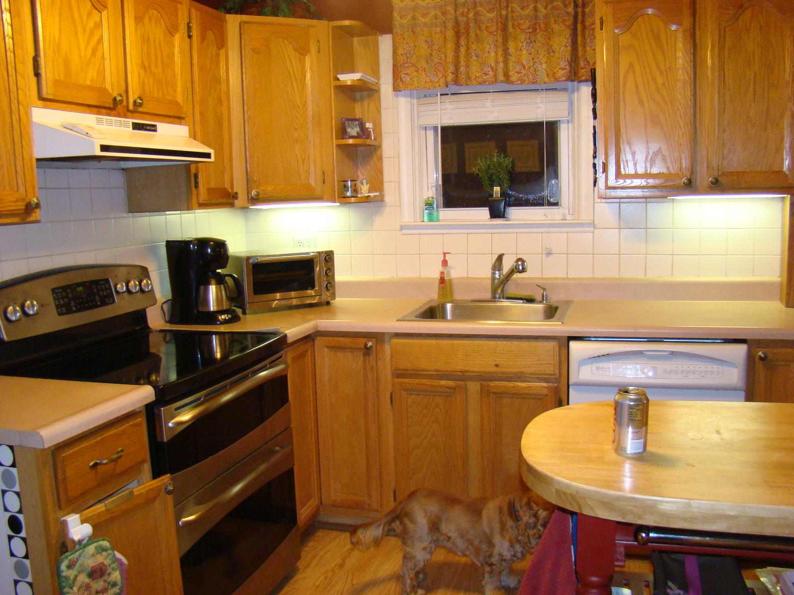 Kitchen Redecorating Suggestions Needed Granite Panel