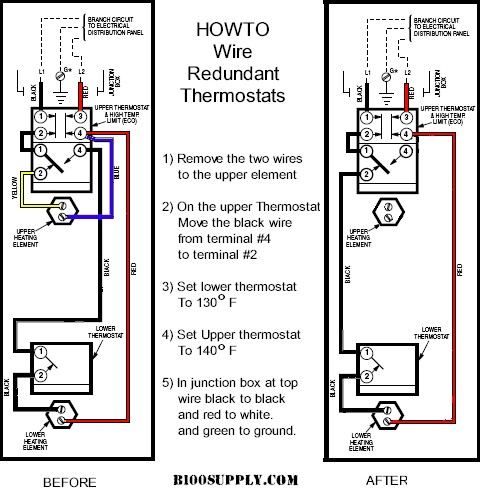 240v Electric Baseboard Heater Wiring Diagram - Wiring Diagram