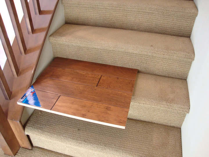 Opinions On Wood Stairs Hardwood Floors Engineered Townhome   Putting Wood On Stairs   Carpeted Stairs   Stair Risers   Concrete Stairs   Treads   Engineered Wood Flooring