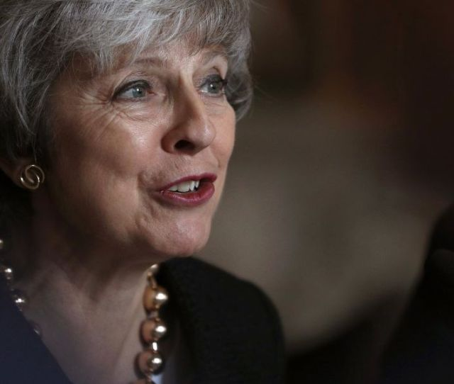 Theresa May Urges Mps To Back Her Brexit Deal As Crunch Vote Approaches