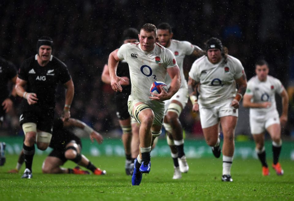 The RFU are supportive of a World Rugby Nations Championship