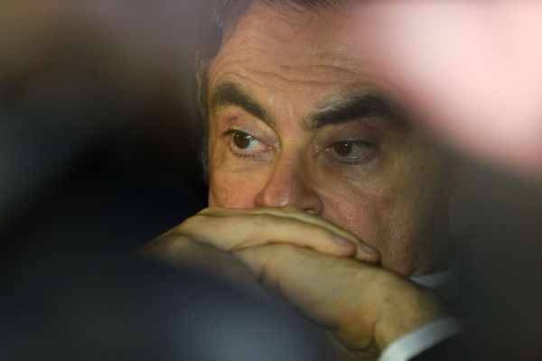 Nissan and its former boss Carlos Ghosn hit with fraud charges by US regulators - CityAM