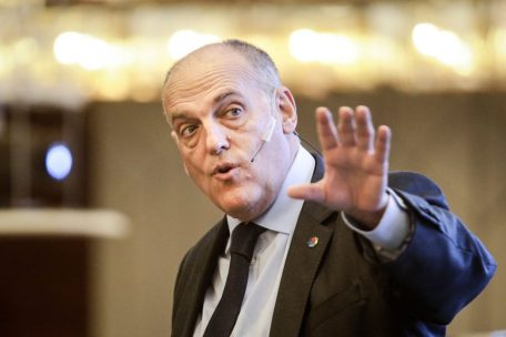 LaLiga president Javier Tebas brought in tougher financial regulation after his election in 2013