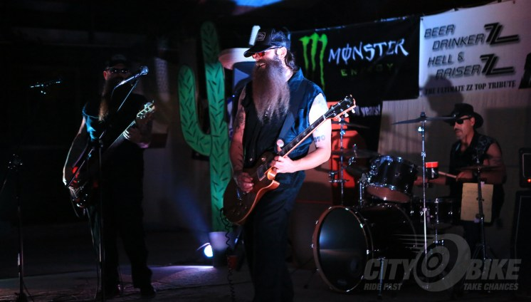 Beer Drinkers & Hell Raisers ZZ Top tribute band.