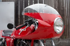 BSA Rocket Triple-powered Magni R3