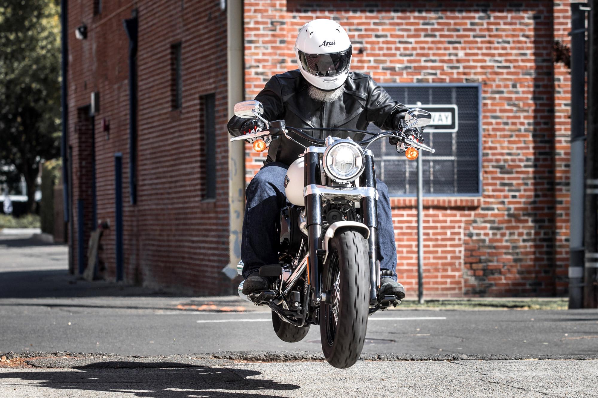 New Tail Order: 2018 Harley-Davidson Softail Slim | CityBike
