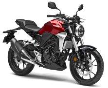 New 2019 Honda CBR300R Chromosphere Red