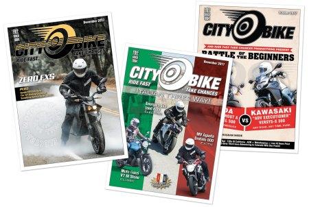 2017 CityBIke Magazines