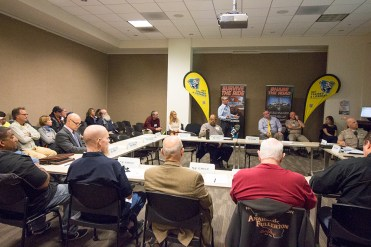 California Motorcyclist Safety Program Advisory Committee meeting October 2016