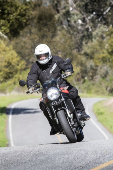 2018 Kawasaki Z900RS review. Photo: Max Klein