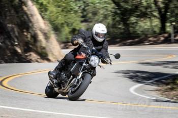 2018 Kawasaki Z900RS review. Photo: Max Klein.