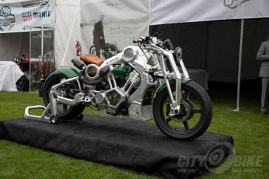 Curtiss Motorcycles Warhawk