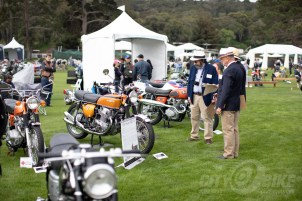 The Quail Motorcycle Gathering 2018