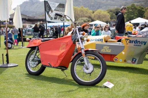 Electric 1973 Corbin X1 City Bike