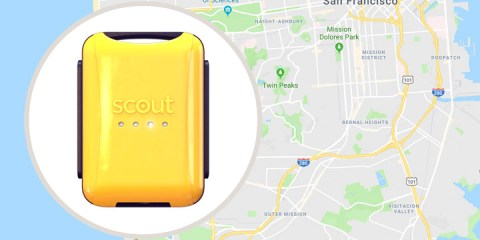 Scout GPS Tracker
