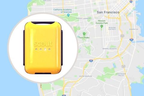 Scout GPS Tracker