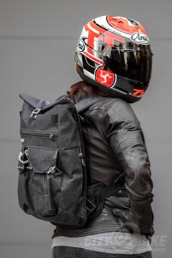 Velomacchi Speedway Backpack