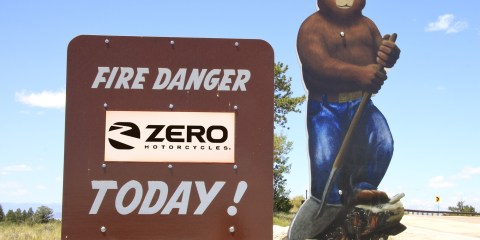 Zero Recalls All 2012 Motorcycles for Potential Fire Risk