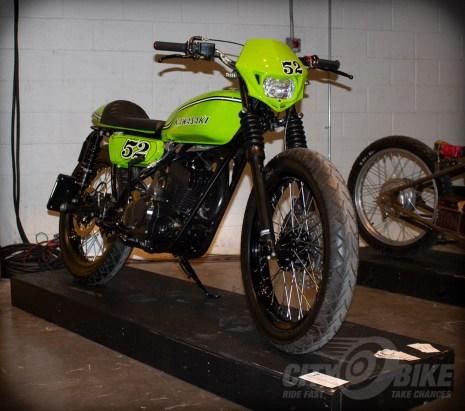 1972 Kawasaki 350 Big Horn