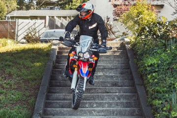CRF250L Rally Feature