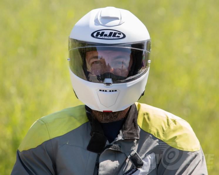 HJC RPHA 90 Modular Helmet