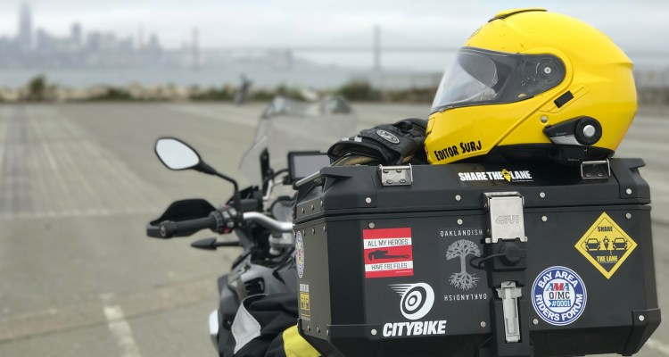 Uneasy Rider August 2017