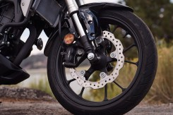 2019 Honda CB300R front brake