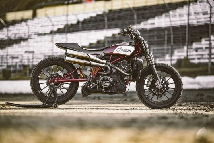 Indian FTR 1200 custom.