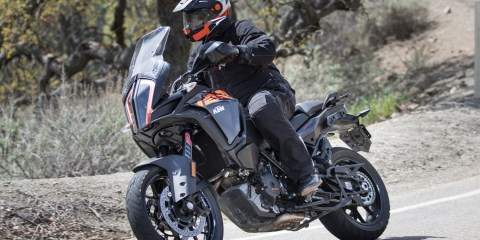 2018 KTM 1290 Super Adventure S Feature