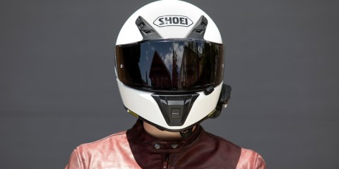 Shoei CWR-1 Transitions Light Intelligent Shield