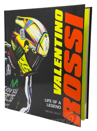 Valentino Rossi - Life of a Legend book review