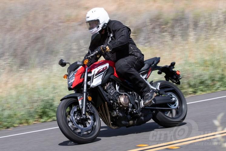 Four Cylinders to Freedom: 2018 Honda CB650F ABS | CityBike Magazine
