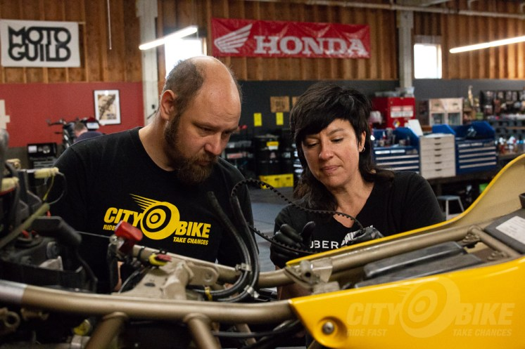 Ducati DIY: Moto Guild SF's Valve Adjustment Workshop