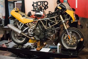 Ducati DIY: Moto Guild SF's Valve Adjustment Workshop Feature