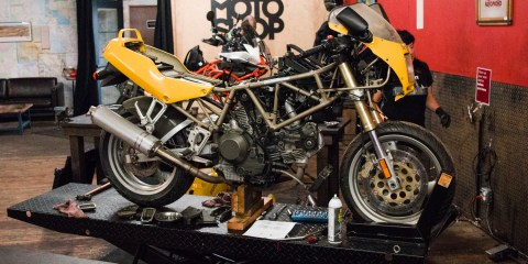 Ducati DIY: Moto Guild SF's Valve Adjustment Workshop Feature