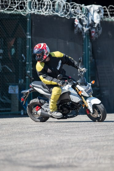 ...and the Grom.