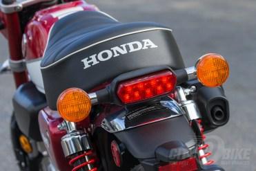 Honda Monkey seat