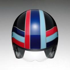 Shoei J•O open face helmet - Nostalgia - top