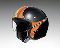 Shoei J•O open face helmet - Waimea - side